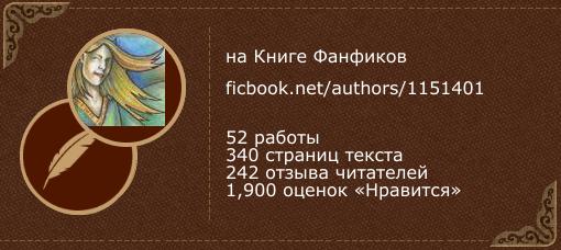 Clever friend на «Книге фанфиков»